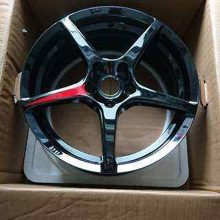 "Brand New Advanti  17"" rims"