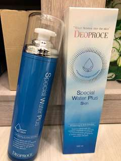 Deoproce Special water plus skin 120g