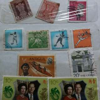 懷舊郵票3