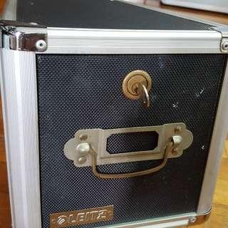Leitz CD drawer lockable cabinet