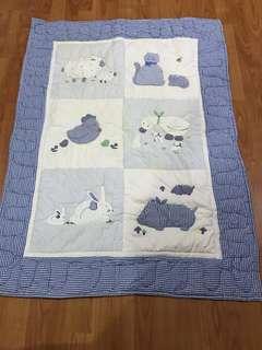Baby Cot Comforter