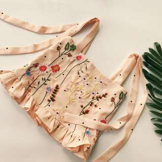 [PO] Kiyo Embriodery Top