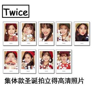 TWICE POLAROID SET