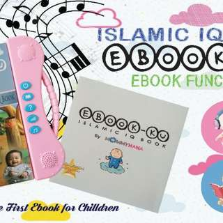 Ebook for baby & kids
