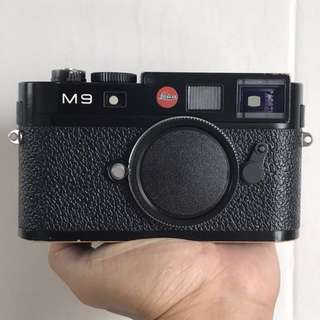 GORGEOUS Leica M9 (Latest NEW Sensor)