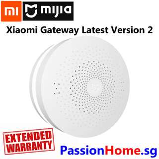 Xiaomi Mijia Multi-functional Gateway Latest Version 2 (Passion Home)