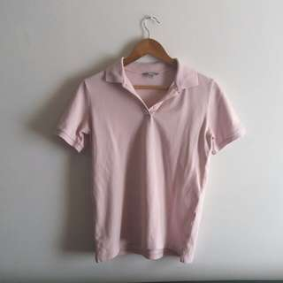 (Repriced) Uniqlo Polo Shirt
