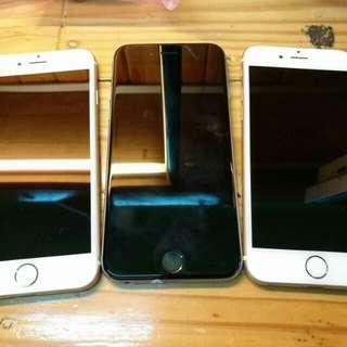 Iphone 6 64gb ,16gb f.u