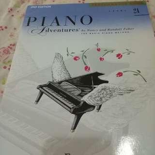 piano Adventures Level 2