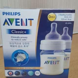 Philips Avent Classic+   0m+ 125ml