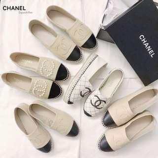 CHANEL Espadrilles 草鞋