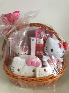 Hello Kitty Gift Set Limited Edition