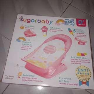 Sugar baby / deluxe baby bather