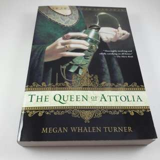 Queen of Attolia and King of Attolia