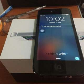 Iphone 5 16gb@32gb F.U