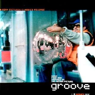 Groove - US Rave, John Digweed