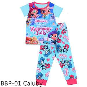 Shimmer and Shine T-shirt set BBP01