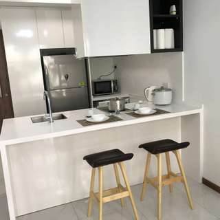 Palm isles 1 bdrm for rent - FOC air con servicing