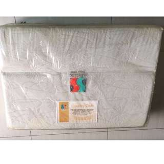 * Price reduced *Foldable single mattress