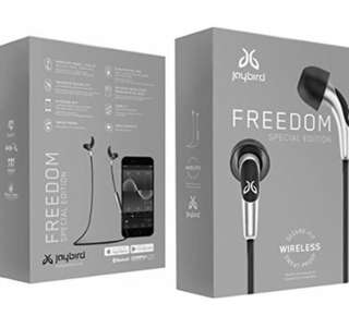 Jaybird Freedom F5 Wireless In-Ear Headphones - Black Special Edition