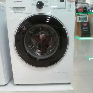 Cicilan mesin cuci kapasitas 8kg tanpa kartu kredit proses cepat 3 menit lg promo 0%