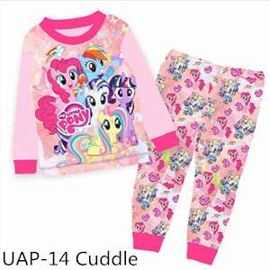 My Little Pony Long sleeve Pajamas UAP14