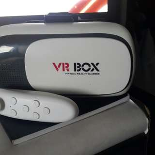 VR Box with VR Controller