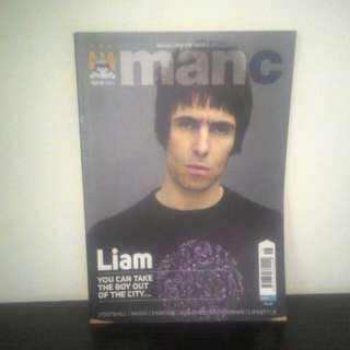 FOOTBALL Magazine (Manchester City - March 2011)