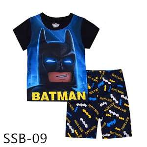 Boy Batman T-shirt set