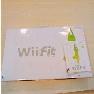 限自取 Wii Fit 【日式二手店 大和堂】