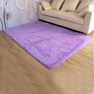 Karpet Bulu Halus/ Ukuran 100x150cm/ tebel 2,5 cm