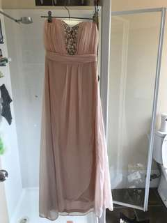 Formal dress size 6