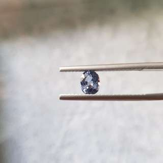 0.70 ct Natural Blue Spinel