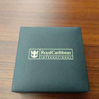 Royal Caribbean Limited Edition 24k Gold-plated Medallion