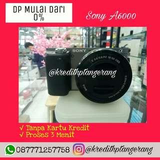 Promo cash atau Kredit Kamera Sony A6000