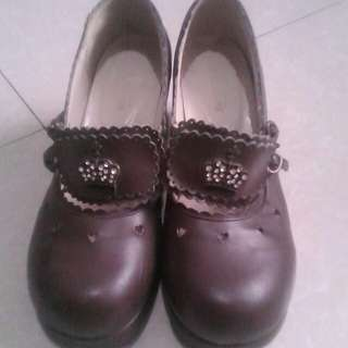 Shoes Lolita Bodyline sz9