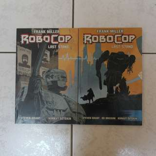 Robocop: The Last Stand