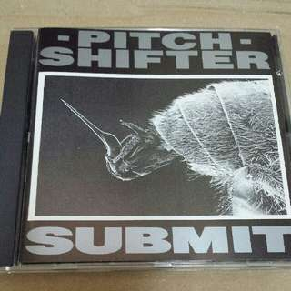 Music CD: Pitch Shifter ‎– Submit - Industrial, Death Metal, Earache Records
