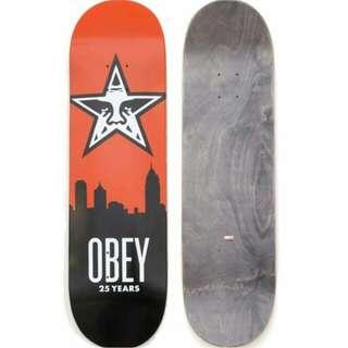 Obey Skateboard Deck