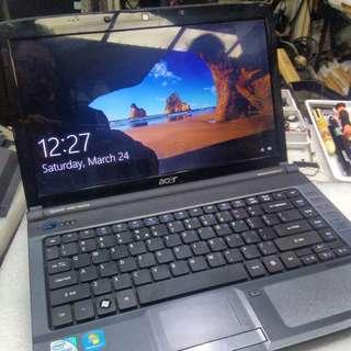 "Acer Aspire 4736z 14"" Laptop"