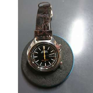 精工自動計時錶 Seiko 5 Sport (7015-7000s) automatic flyback speed timer