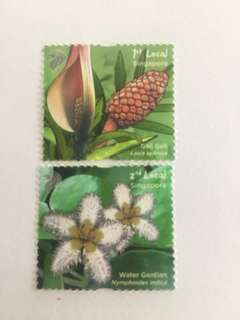 Singapore 2013 pond life definitive mnh