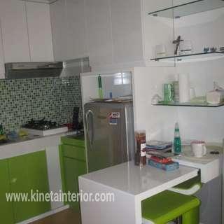 Kitchen set n fueniture hpl n duco