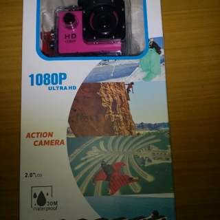 1080p ultra HD A7 action camera