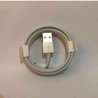 【 💯% 🆕 全新】原廠 APPLE Lightning 至 USB 連接線 [一米] (iPhone/iPad)