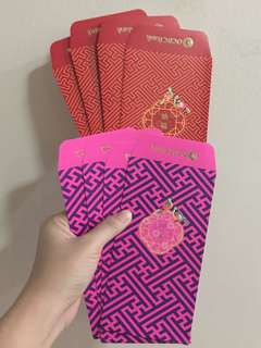 Red & Hot Pink Gift Envelope | Angpao | Red Envelope