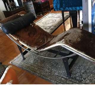 Le Corbusier Chaise Longue Chair