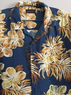 Hawaiian/Floral Polos
