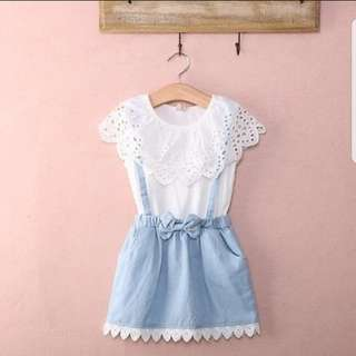 PRE ORDER: Toddler Dress