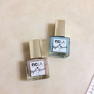 NCLA #steph stone nail colour 限量指甲油套裝 limited edition